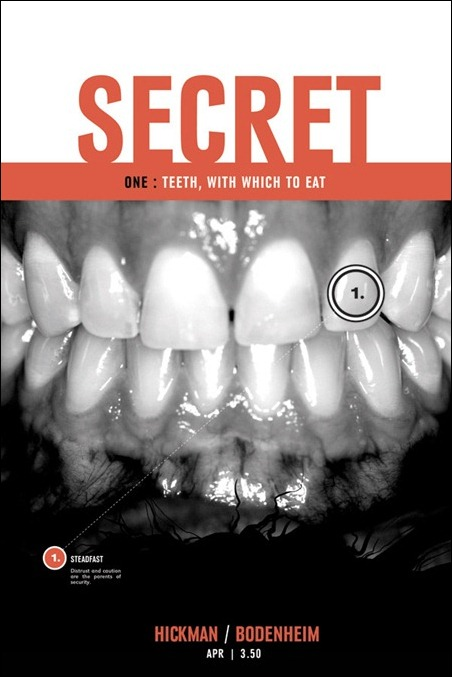Secret #1 preview 1