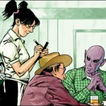 Resident Alien by Peter Hogan and Steve Parkhouse Lands in April from Dark Horse