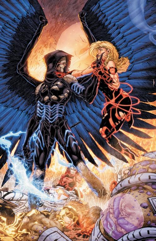 Dc Comics May 2012 Young Justice Solicitations