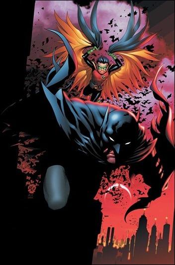 BATMAN AND ROBIN VOL. 1: BORN TO KILL HC