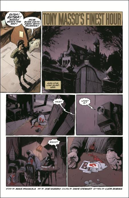 Dark Horse Presents #9 preview 5