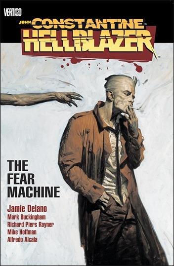 HELLBLAZER VOL. 3: THE FEAR MACHINE TP NEW EDITION