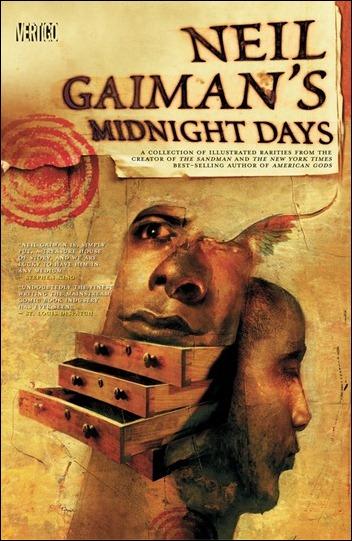 NEIL GAIMAN'S MIDNIGHT DAYS DELUXE EDITION HC