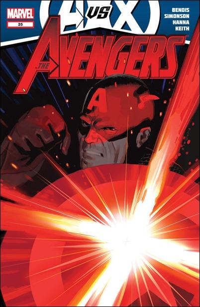 Avengers #25 cover