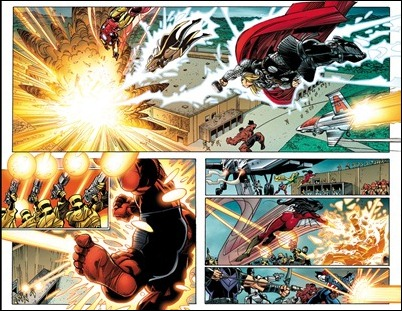 Avengers #25 preview page 3