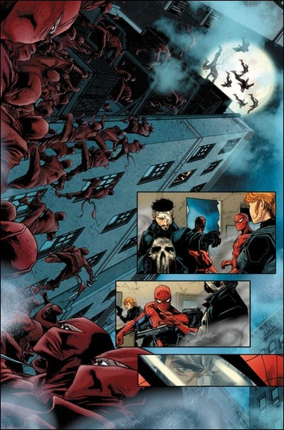 Avenging Spider-Man #6 preview page 3