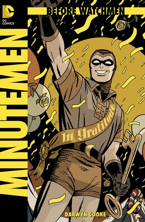 Dc Comics June 2012 Before Watchmen Solicitations