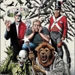 DC Comics June 2012: The Dark Solicitations
