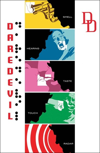 Daredevil 10.1 cover