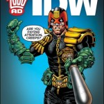 IDW And 2000 AD Launch A New Line Of Judge Dredd Comics in 2012