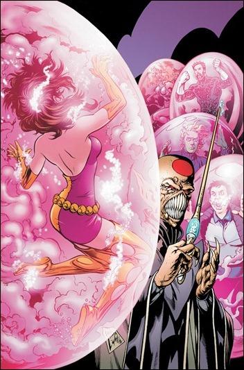 LEGION OF SUPER-HEROES #10