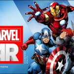 Aurasma and Marvel Comics Team Up to Provide An Augmented Reality Experience
