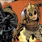 Rocketeer: Cargo of Doom (IDW) Arrives in August By Mark Waid And Chris Samnee