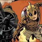 Rocketeer: Cargo of Doom (IDW) Arrives in August By Mark Waid And Chris Samnee
