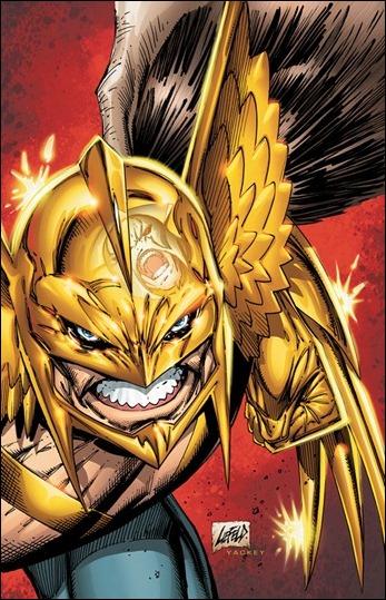 THE SAVAGE HAWKMAN #10