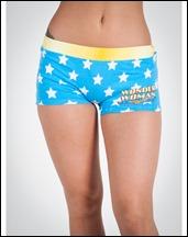 Wonder Woman Anatomical Pajama Set b
