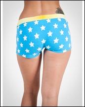 Wonder Woman Anatomical Pajama Set c