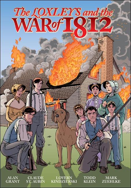 1812 War Cover