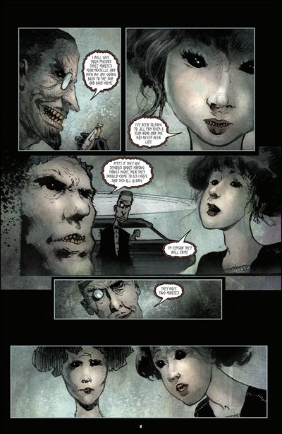30 Days of Night Vol 1 preview page 5