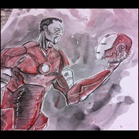 Alas poor iron man...