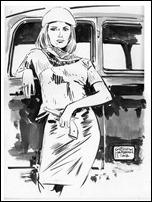 Bonnie Parker sketch