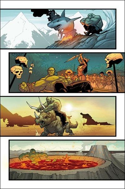 Incredible Hulk #7.1 preview 2