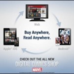 The Marvel Digital Comics Shop Makes Its Debut