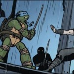 Preview – TMNT Micro Series #4: Leonardo (IDW)