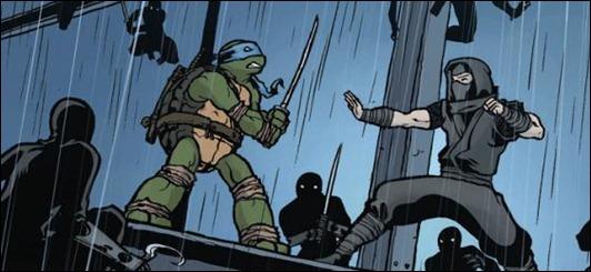TMNT Micro Series #4: Leonardo