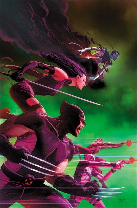 Uncanny X-Force #25 cover