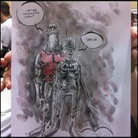 Batman & Robin, gentlemen corpses