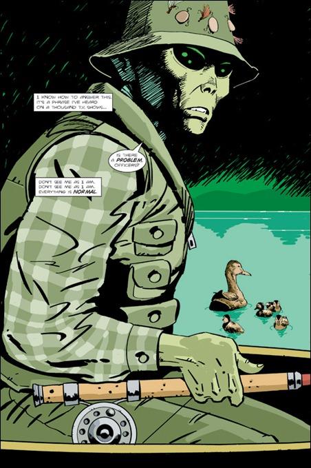 Resident Alien #0 preview 4