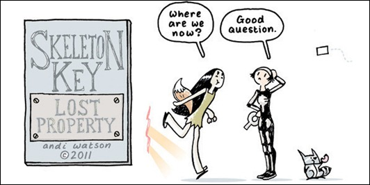 Andi Watson's Skeleton Key Color Special (one-shot)