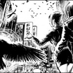 Preview of The Crow #1 (IDW) by Kevin Colden