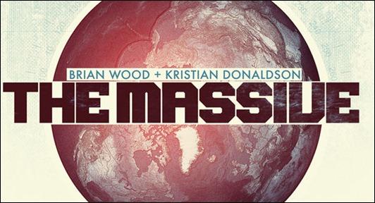 Brian Wood's The Massive #1