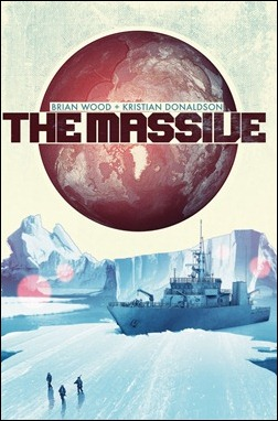 The Massive #1 cover A