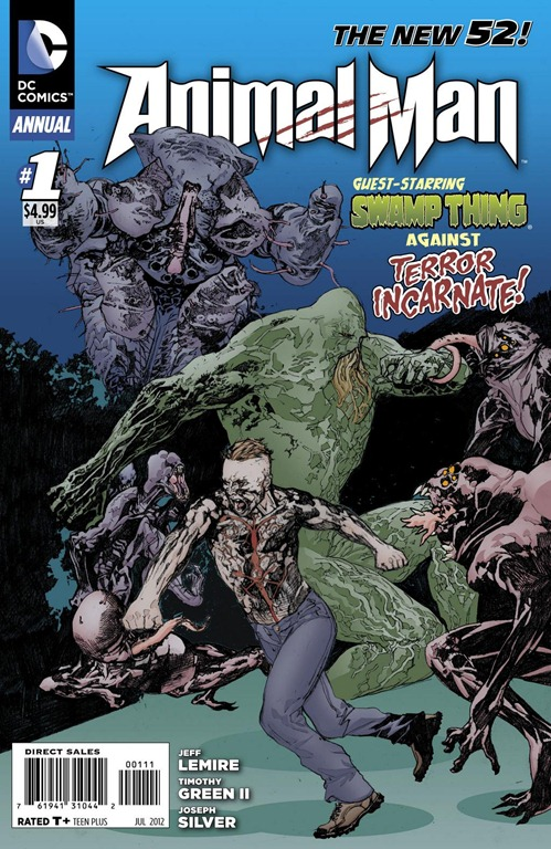 preview  animal man annual  1  dc