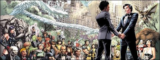 Astonishing X-Men #51 Cover