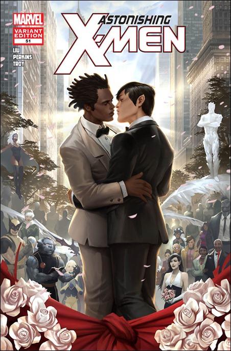 Astonishing X-Men #51 Djurdjevic Variant cover