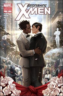 Astonishing X-Men #51 Cover Djurdjevic Variant