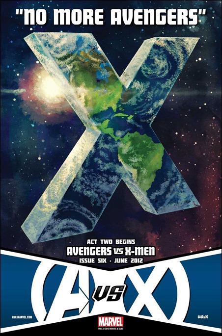 Avengers VS X-Men Act Two - No More Avengers