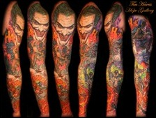 Comic Sleeve-Full