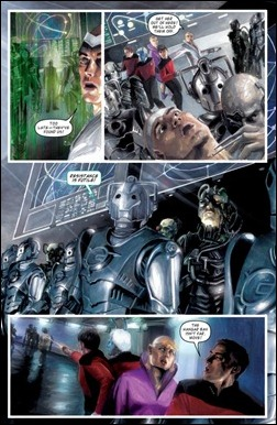 Star Trek: TNG / Doctor Who: Assimilation2 #1 preview 7