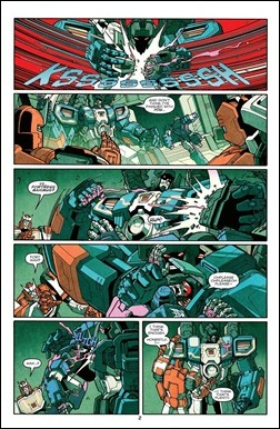 Transformers: More Than Meets The Eye #5 preview 3