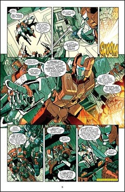 Transformers: More Than Meets The Eye #5 preview 7