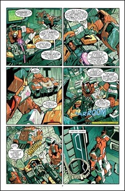 Transformers: More Than Meets The Eye #5 preview 8