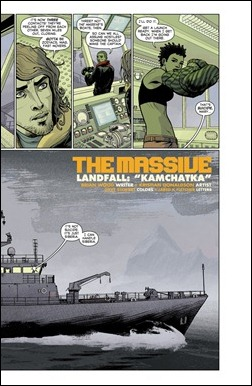 The Massive #1 preview 3