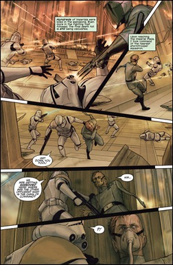 Star Wars: Darth Vader and the Ghost Prison #1 preview 3