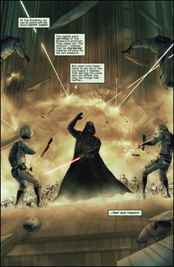 Star Wars: Darth Vader and the Ghost Prison #1 preview 4