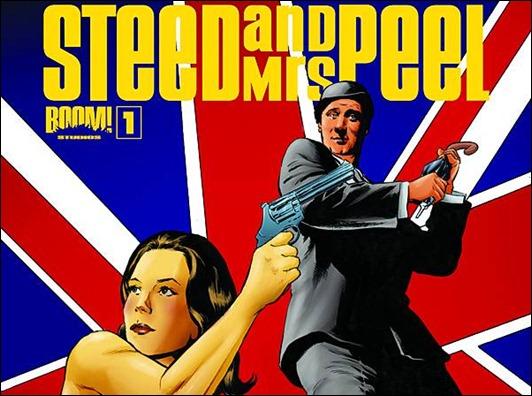 Steed & Mrs. Peel #1